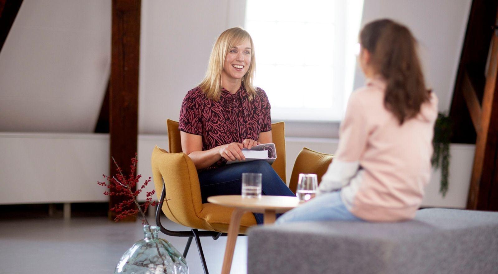 Ontwikkelingsfasen van een kind worden bestudeerd in de opleiding Ontwikkelingspsychologie